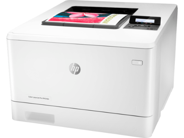 Picture of HP Color LJ Pro M454dn