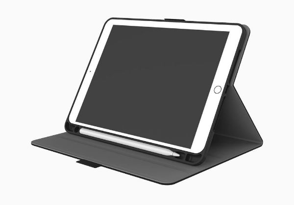 Picture of TekView  Grey/ Black - iPad 10.2 כיסוי