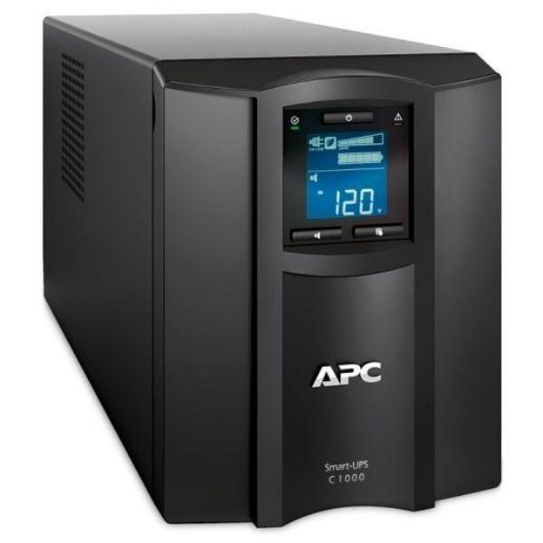 תמונה של APC Smart-UPS C 1000VA  LCD  with SmartConnect