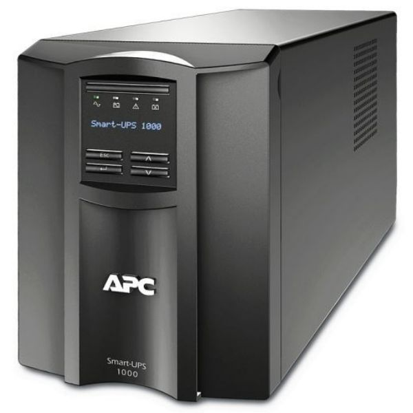 Picture of APC Smart-UPS 1000VA LCD  with SmartConnect