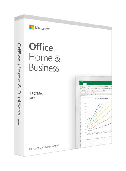 Picture of Office Home and Business 2019 Win English