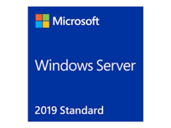Picture of Windows Svr Std 2019 English 1pk DSP OEI 2Core HPE