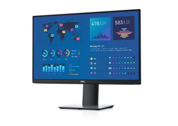 "Picture of Dell 24 Professional Monitor - P2421DC - 60.45cm (23.8"") Black"