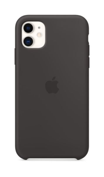 Picture of iPhone 11 Silicone Case - Black