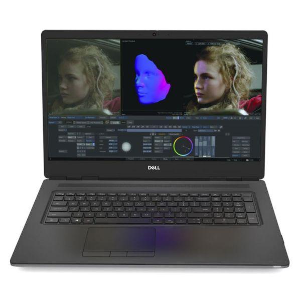 Picture of DELL Precision M7750 17.3 FHD /I9-10885/32GB/1TRSSD/NVIDIA RTX 4000 /6C/WIN10PRO WS/3YOS