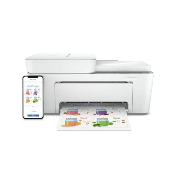תמונה של HP DeskJet 4120 All-in-One printer - send mobile fax