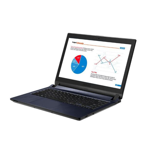 """Picture of ASUS/P1440- I3_10110/14"""" FHD/RAM  8GB/256SSD/ BLACK/ WIN10 HOME/ 1YR OS"""