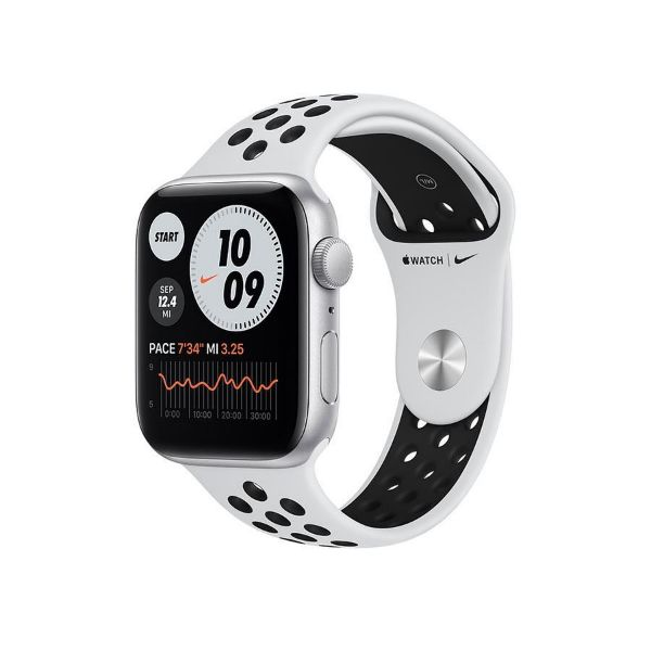 Picture of 44mm Apple Watch Nike Series 6 GPS, Aluminium Case with Nike Sport Band - Regular