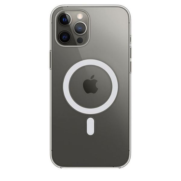 Picture of iPhone 12 Pro Max Clear Case with MagSafe