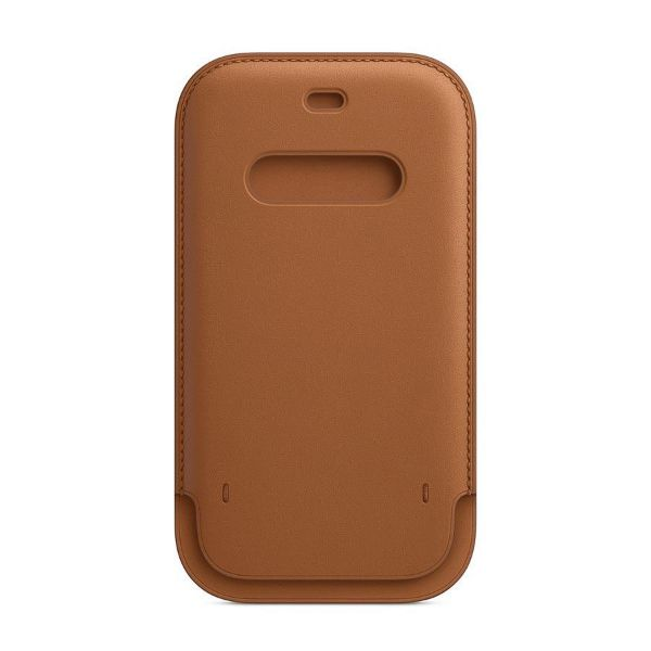 Picture of iPhone 12 | 12 Pro Leather Sleeve with MagSafe