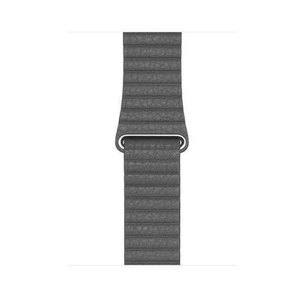 Picture of 44mm Black Leather Loop - Large