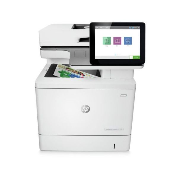 Picture of HP Color LaserJet Enterprise MFP M578dn