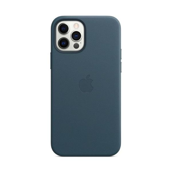 Picture of iPhone 12 | 12 Pro Leather Case with MagSafe