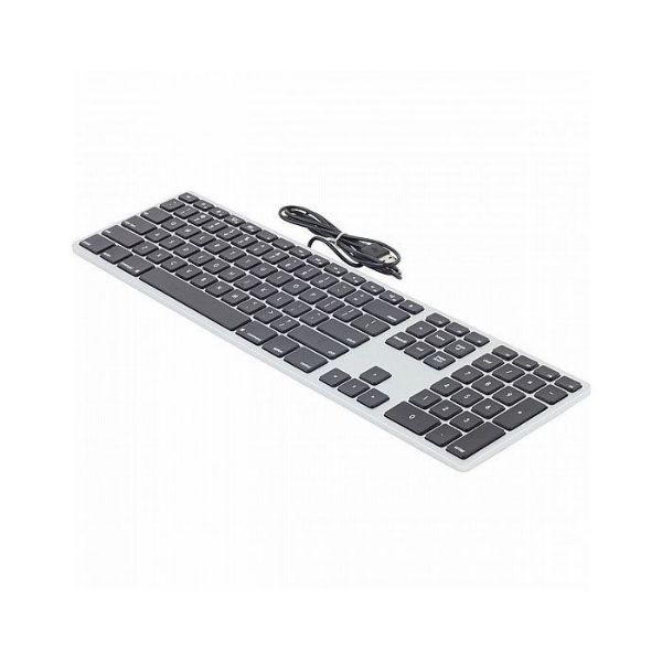 Picture of מקלדת אפל מק חוטית Matias Wired Keyboard for Mac
