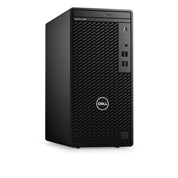 Picture of Dell OPTIPLEX 3080 MT I5-10500/8GB/256SSD/INTEL HD/RW/DOS/3Y-OS