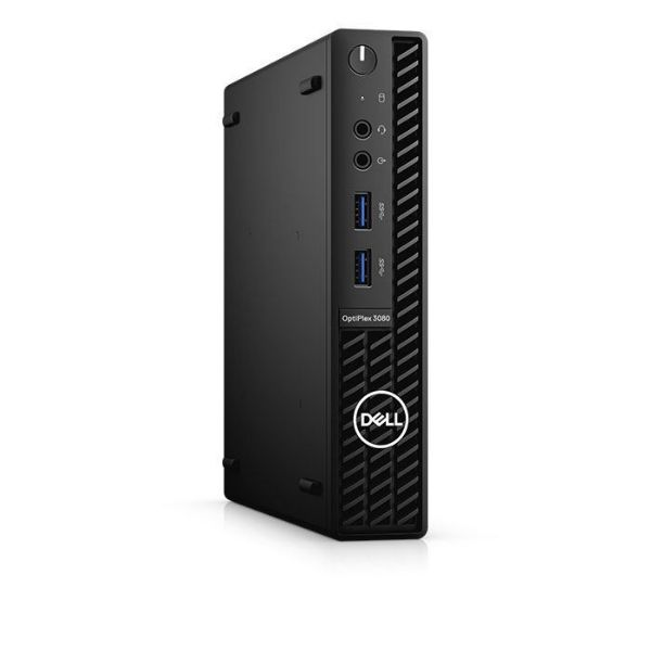 Picture of Dell OPTIPLEX 3080 MFF I5-10500T/8GB/256SSD/INTEL HD/WIN10PRO 64B/WIFI/3Y-OS