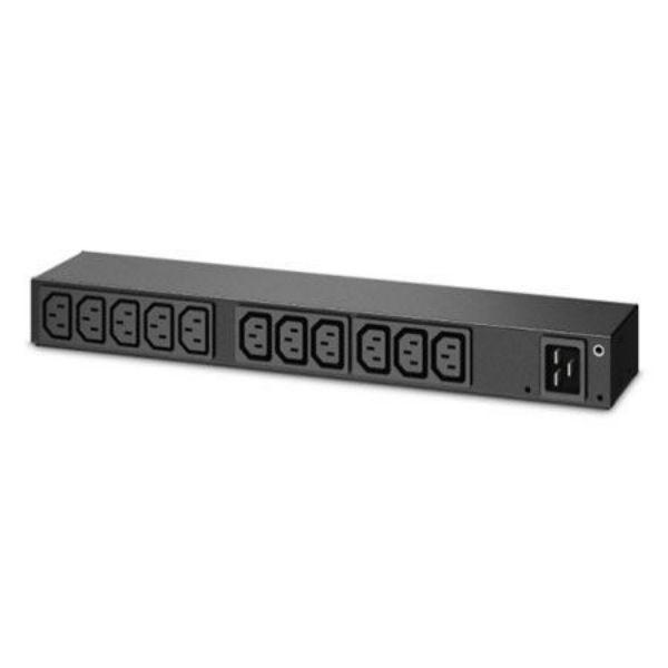 Picture of Rack PDU, Basic, 0U/1U, 100-240V/20A, 220-240V/16A, (13) C13