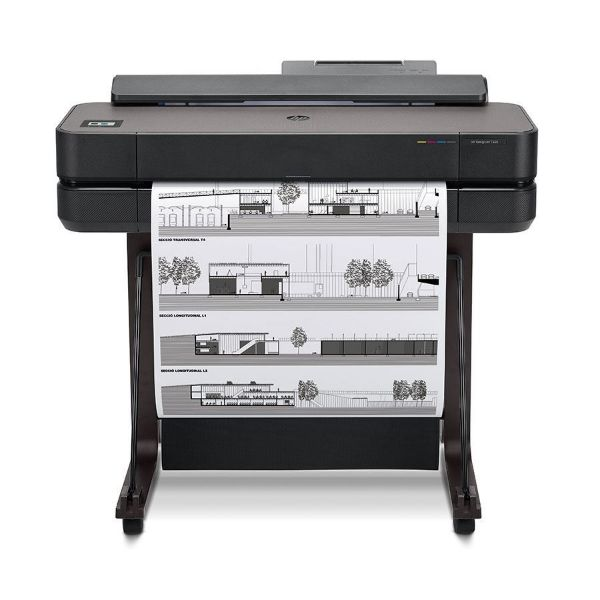 Picture of HP DesignJet T650 24-in Printer