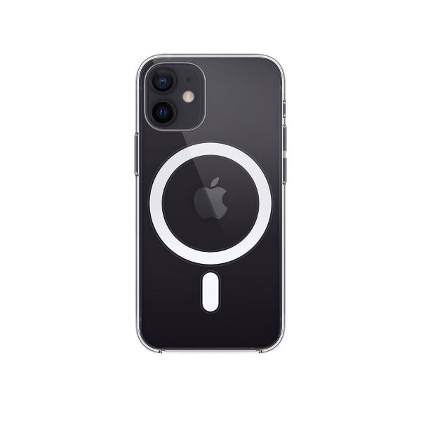 Picture of iPhone 12 mini Clear Case with MagSafe