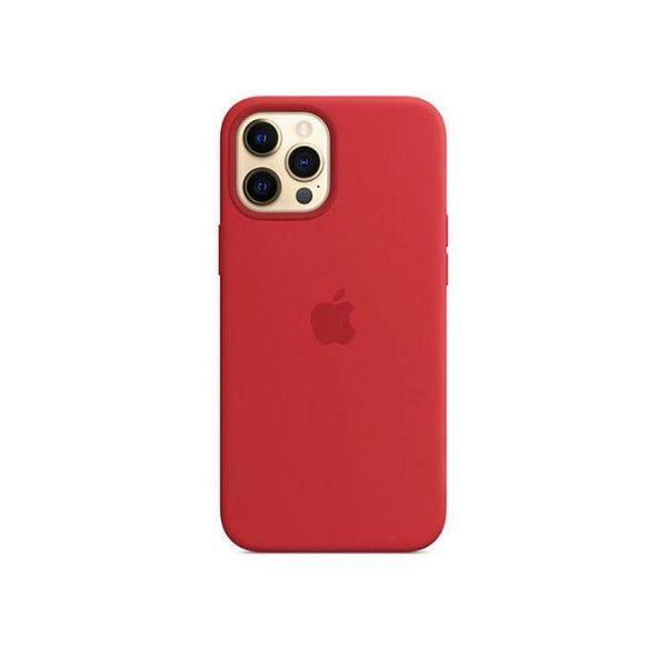 Picture of iPhone 12 Pro Max Silicone Case with MagSafe