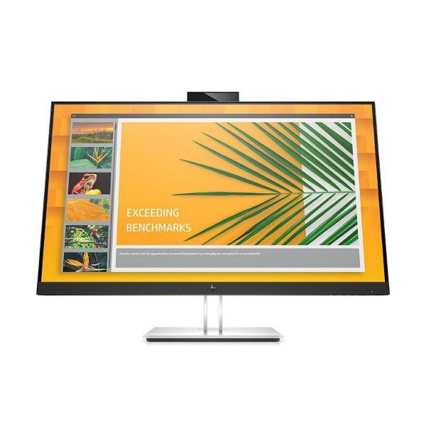 "Picture of HP Monitor E27d 27""  IPS G4 QHD 2560X1440 HDMI/DP/USB-C  RJ-45 CAMERA+DOCKING Adv Docking"