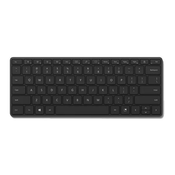 Picture of Microsoft Bluetooth Compact Keyboard Hebrew 1YR