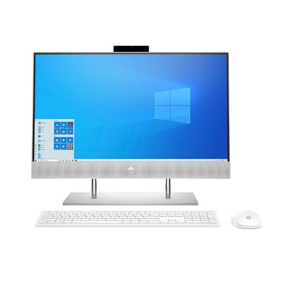 "Picture of HP AIO 23.8"" FHD 24-dp0102nj/i5-10400T/8GB/512GB NVMe/Windows 10 HOME/Silver/3YW"
