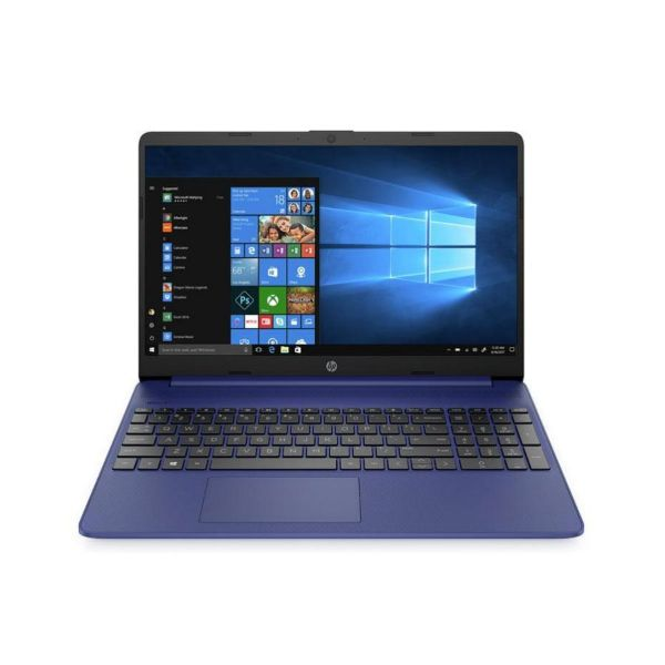 "Picture of HP Laptop 15.6"" FHD 15s-fq2013nj/i5-1135 G7/8GB/512GB PCIe/Intel Iris Xe/W10H6/Indigo Blue/1YOS"