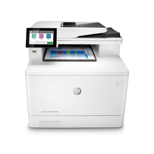 Picture of HP Color LaserJet Enterprise MFP M480f