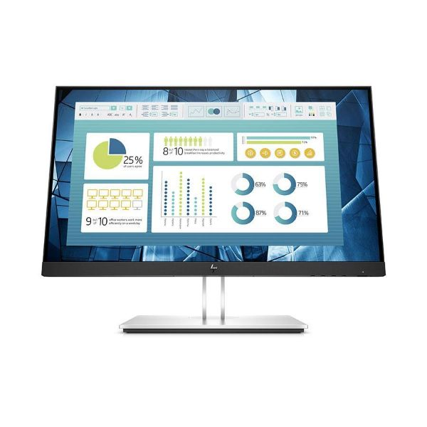 "Picture of HP MONITOR 21.5"" FHD ElitDisplay E22 G4 IPS PIVOT 16:9 1920/1080 VGA/HDMI/DP  Monitor/5yw"