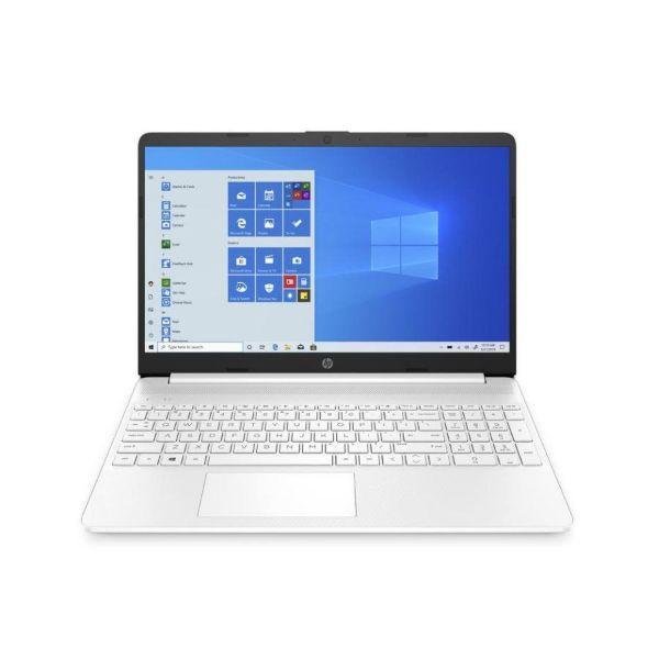 "Picture of HP Laptop 15.6"" FHD 15s-fq2035nj/i3-1115 G4/8GB/256GB PCIe/FreeDOS /Snowflake white/1YOS"