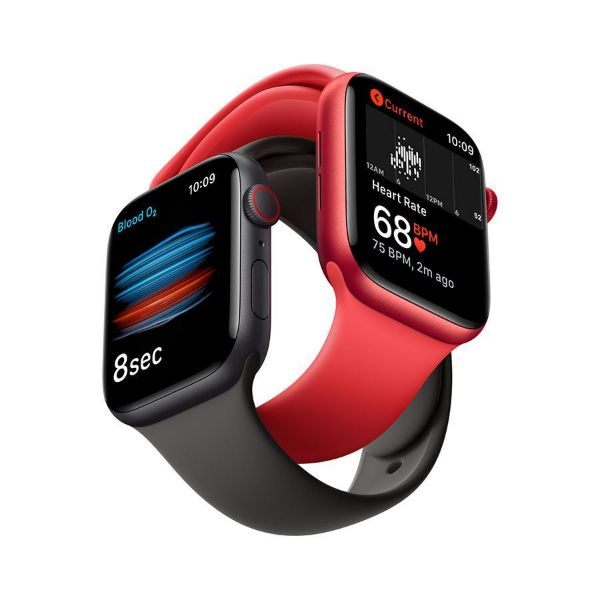 Picture of 40mm Apple Watch Series 6 GPS + Cellular, Aluminium Case with Sport Band - Regular
