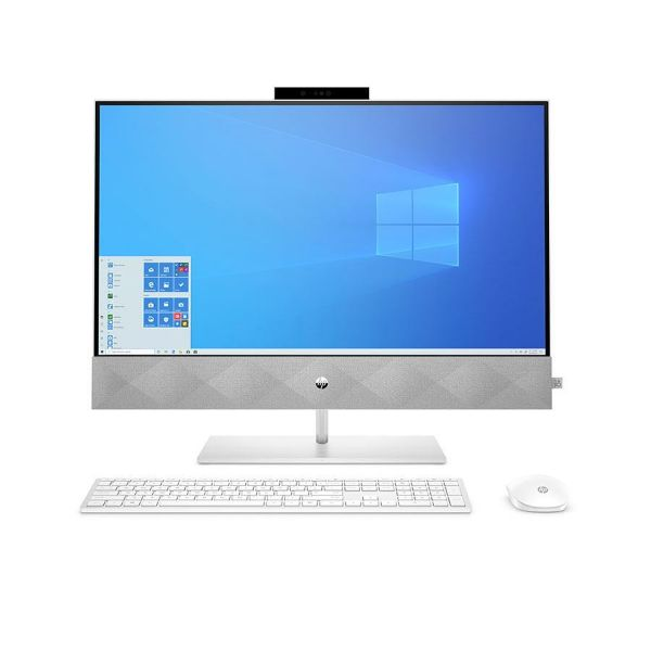 """Picture of HPAiO Touch PAVILION 27-d0001nj 27"""" i7-10700T/16G/512SSD Mvme/WIN10 HOME /3yw"""