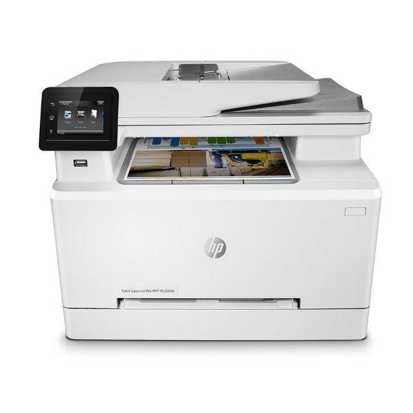 Picture of HP Color LaserJet Pro MFP M283fdn