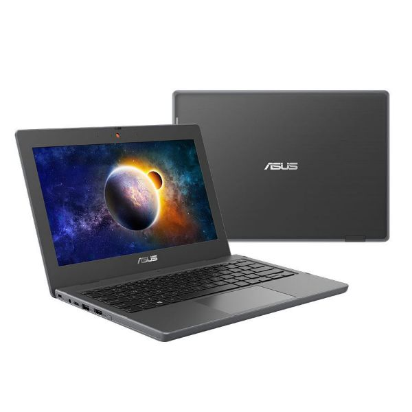 Picture of ASUS/BR1100FKA-N4500 /11.6 HD FLIP-TOUCH /4GB DDR4 /64G eMMC/WIN 10 PRO/1YOS/Grey