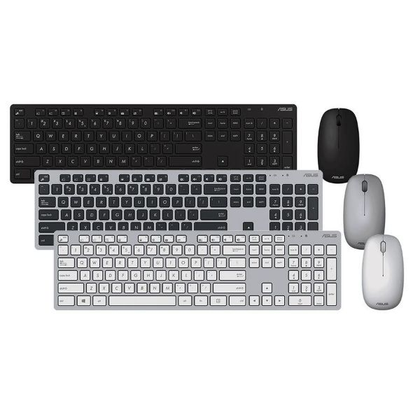 Picture of ASUS W5000 Wireless Keyboard and Mouse Set