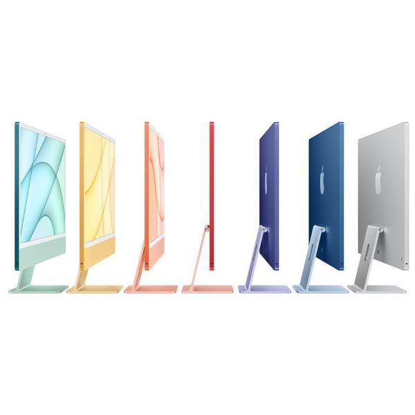 """Picture of Apple 24"""" iMac Retina 4.5K, M1 chip 8C CPU 7C GPU, 8GB, 256GB SSD"""