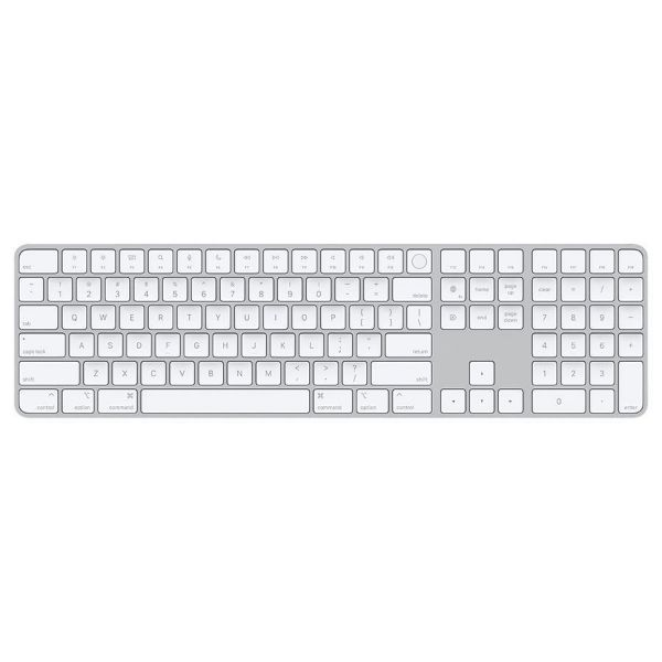 Picture of Magic Keyboard with Touch ID and Numeric Keypad for Macs with Apple silicon