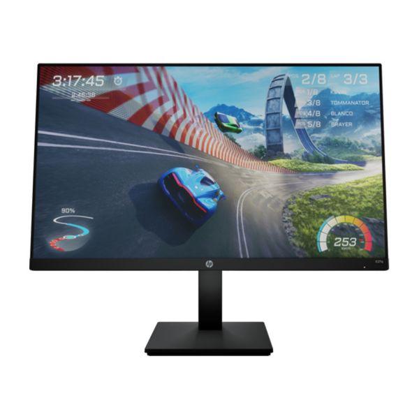 "Picture of HP Monitor X27q QHD Gaming 27"" IPS QHD 2560X1440 DP/HDMI  165HZ/1MS VESA 1+2"