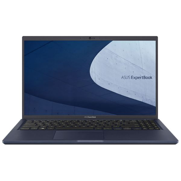 Picture of ASUS/B1500CEAE-i5-1135G7/15.6 FHD/8GB DDR4 on board/256GB M.2 NVMe™/DOS/1 year OS/BLACK
