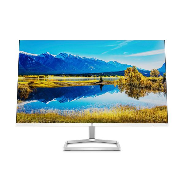 """Picture of HP Monitor M27fwa 27"""" FHD 1920X1080 VGA/HDMI + SPEAKERS WHITE 1+2YW"""