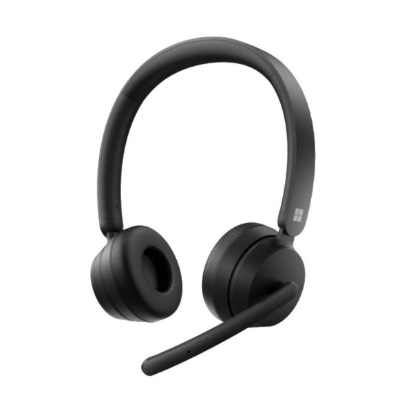 Picture of Modern Wireless Headset AR/EL/IW/TR Hdwr Black
